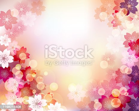 spring decoration, pretty blossom