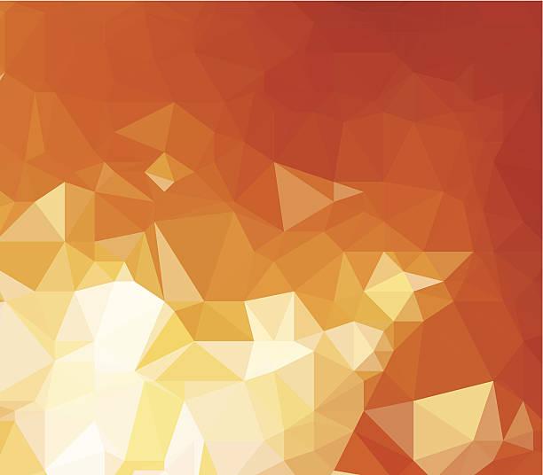 ilustrações, clipart, desenhos animados e ícones de textura de fundo moderno triângulo geometria floresta fogo chamas - texturas de riscos