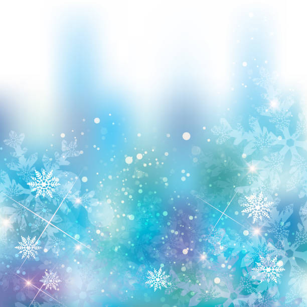 background of crystal - winter stock illustrations, clip art, cartoons, & icons