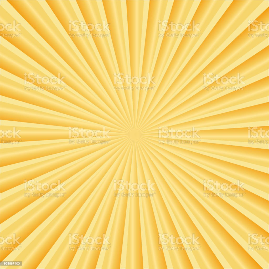 background of golden rays vector illustration for your design royalty free background of