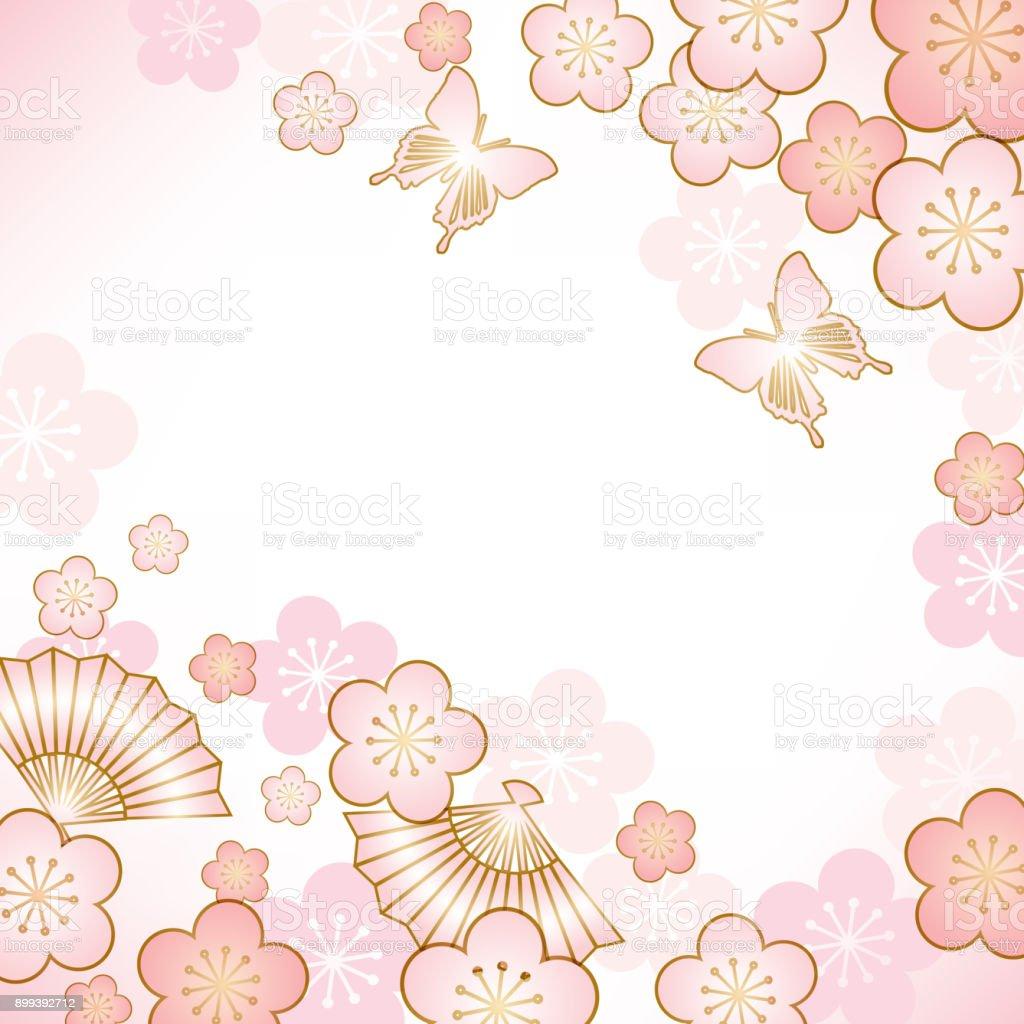 和風の背景 - お祝いのベクターアート素材や画像を多数ご用意 899392712