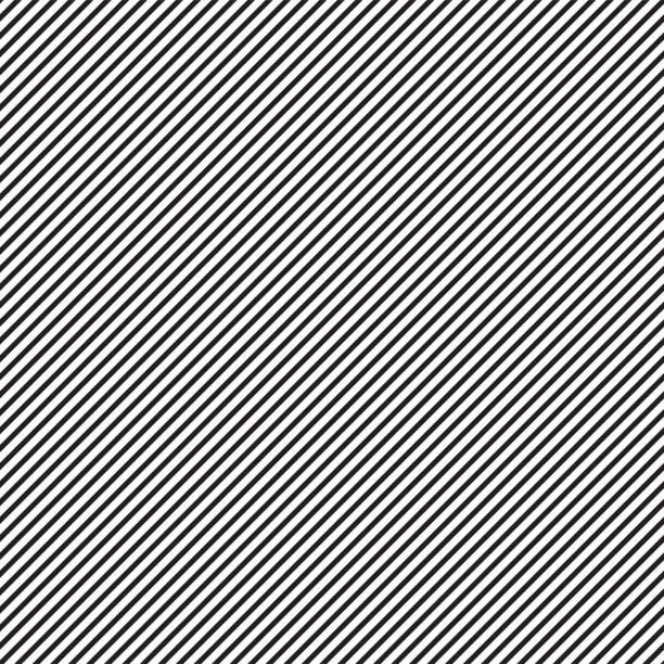 stockillustraties, clipart, cartoons en iconen met achtergrond van lijnpatroon met diagonale strepen vector geometrische abstract - gekanteld