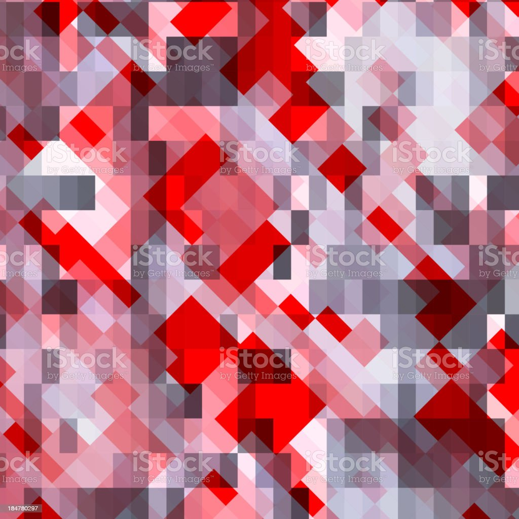 background of squares royalty-free stock vector art