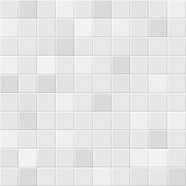 Background of tiles