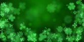 istock Background on St. Patrick's Day 1207131256