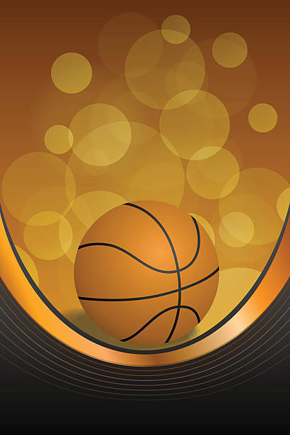 Royalty Free Basketball Frame Clip Art, Vector Images ...