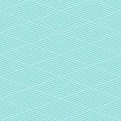 Background pattern chevron stripe seamless vector texture green aqua pastel color and white line. Wallpaper backdrop chevron striped abstract retro styled. Graphic design geometric shape.