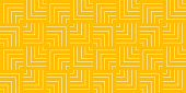 Background pattern seamless chevron abstract yellow color geometric vector. Summer Background design.
