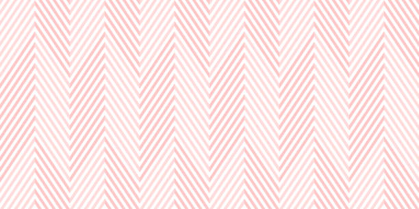 Background pattern seamless chevron pink and white geometric abstract vector design. Background pattern seamless chevron pink and white geometric abstract vector design. candy patterns stock illustrations