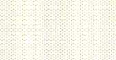 Background pattern seamless design gold color cross or plus sign abstract vector.