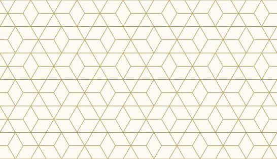 Background Pattern Seamless Geometric Abstract Gold Luxury Color Vector — стоковая векторная графика и другие изображения на тему Абстрактный