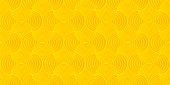 Background pattern seamless geometric wave abstract orange and yellow colors vector. Summer background design.