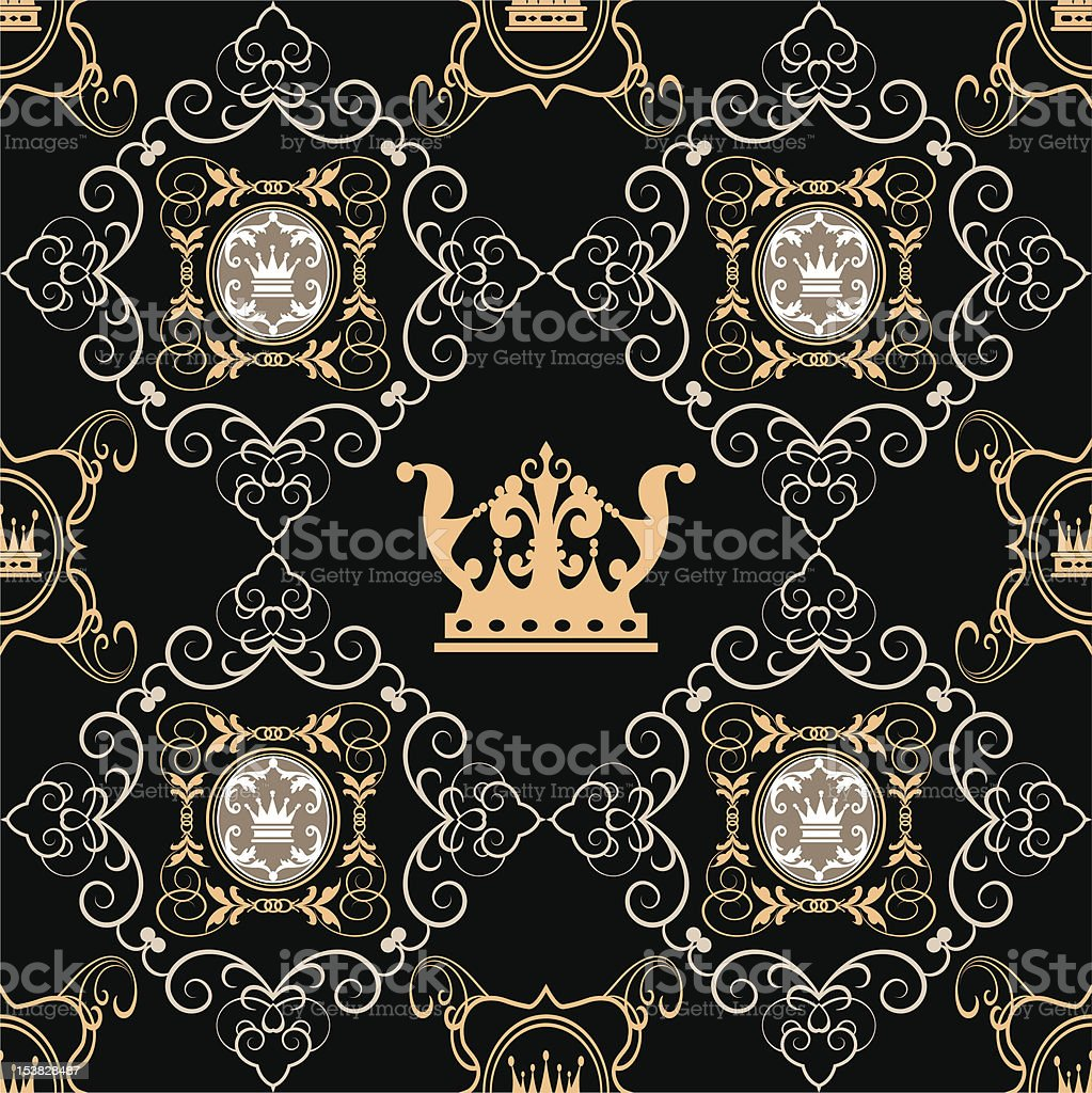 Background retro royalty-free stock vector art