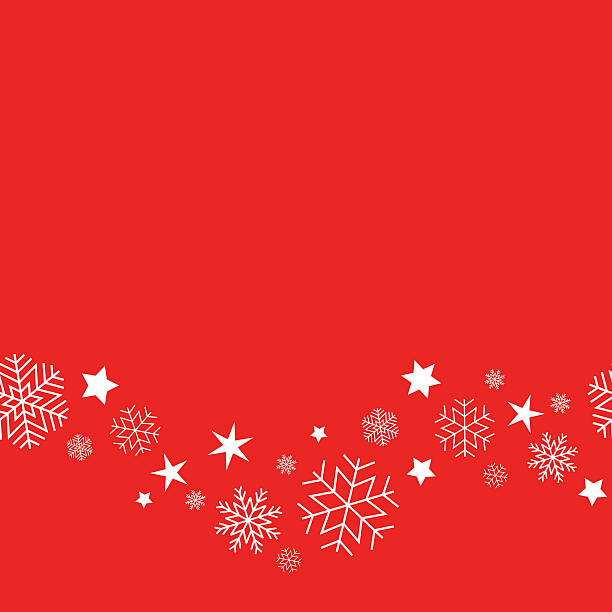 background snowflakes vector - winter fashion stock illustrations, clip art, cartoons, & icons
