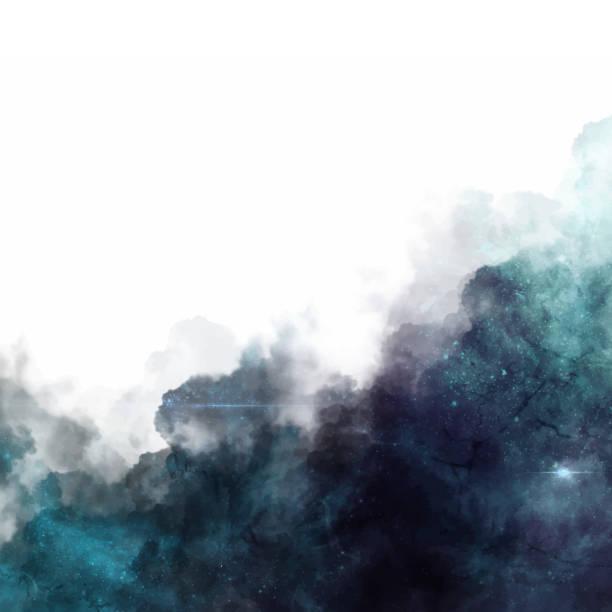 bildbanksillustrationer, clip art samt tecknat material och ikoner med illustration av bakgrunds utrymme - abstract silhouette art