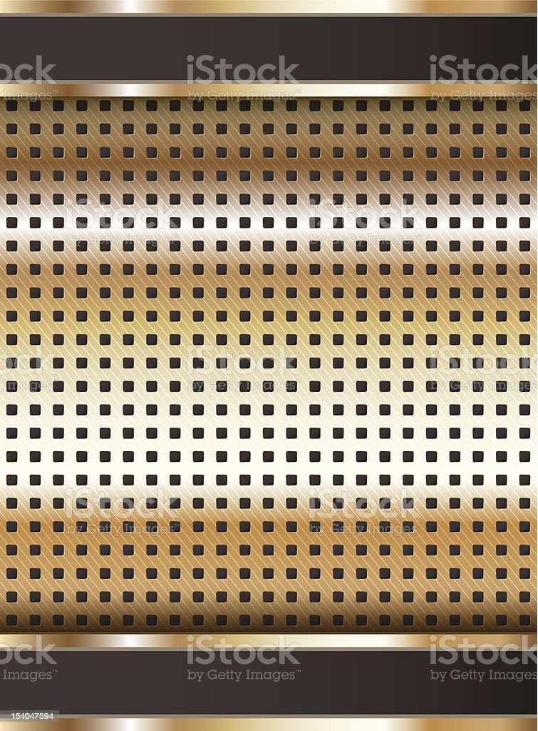 Background template, copper metallic texture royalty-free background template copper metallic texture stock vector art & more images of backgrounds