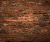istock Background, texture of old wood. Highly realistic illustration. 1154965077