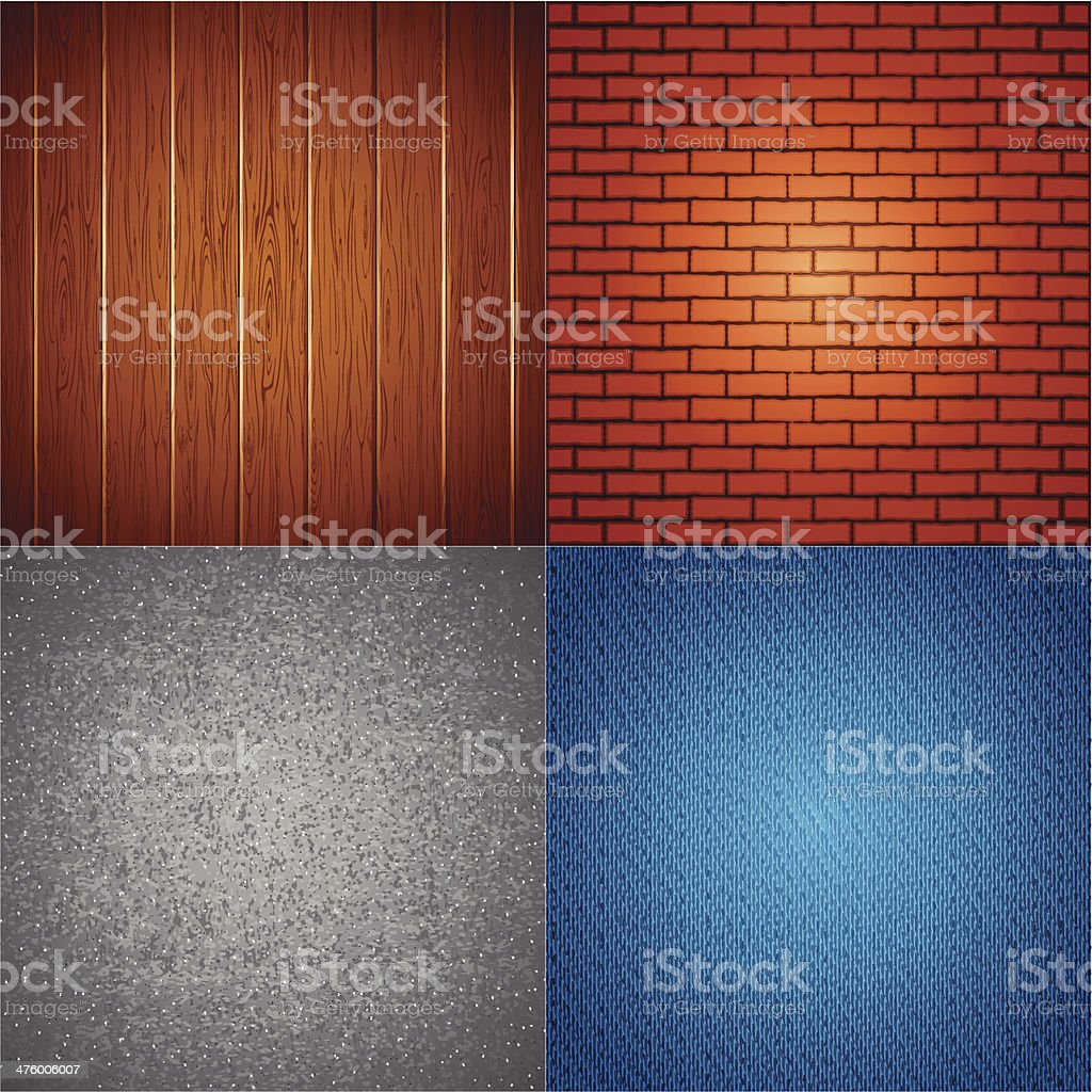 Background textures royalty-free stock vector art
