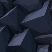 Background with abstract cartoon styled black cubes