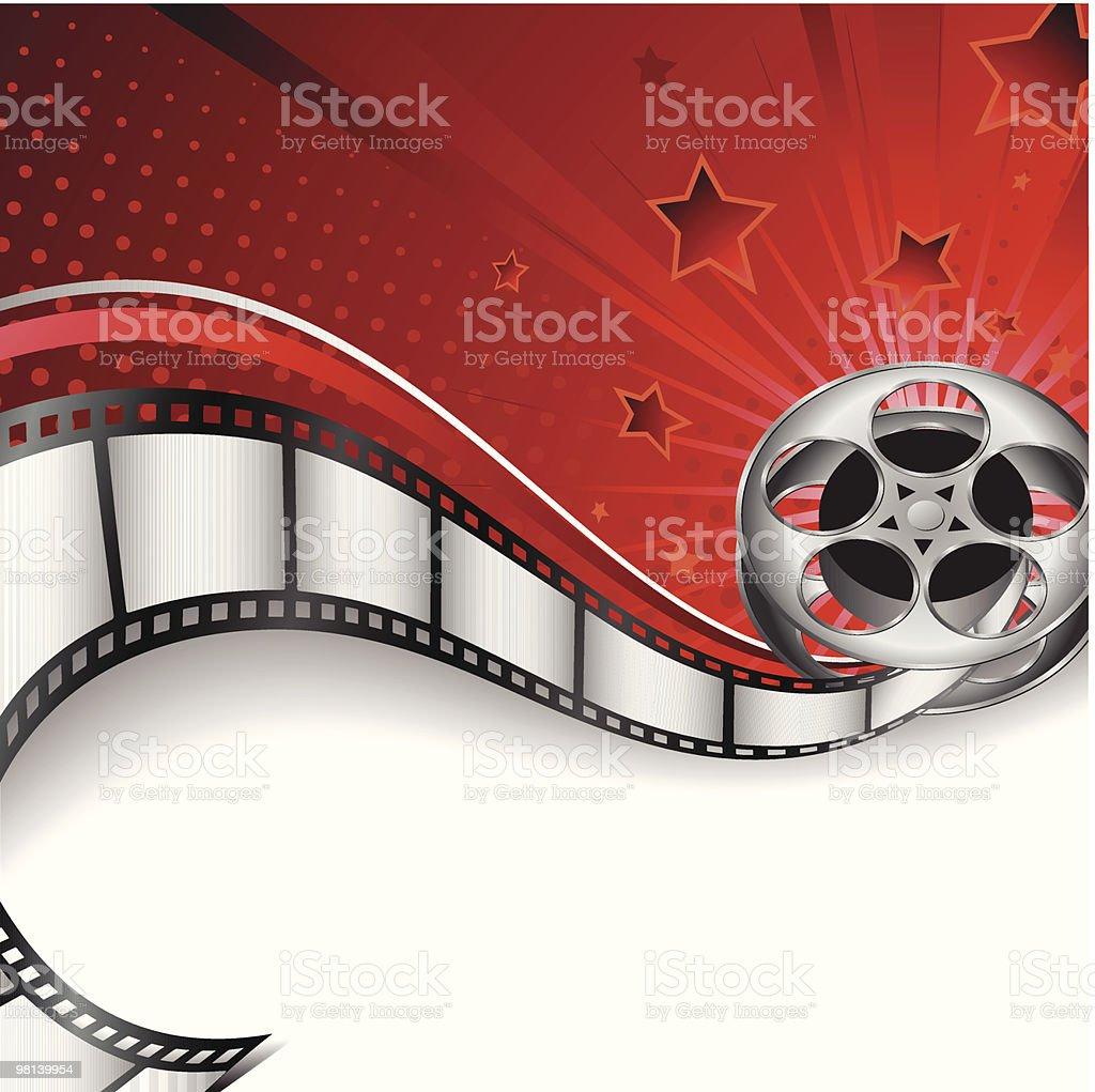 배경 영화 동기 royalty-free 배경 영화 동기 0명에 대한 스톡 벡터 아트 및 기타 이미지