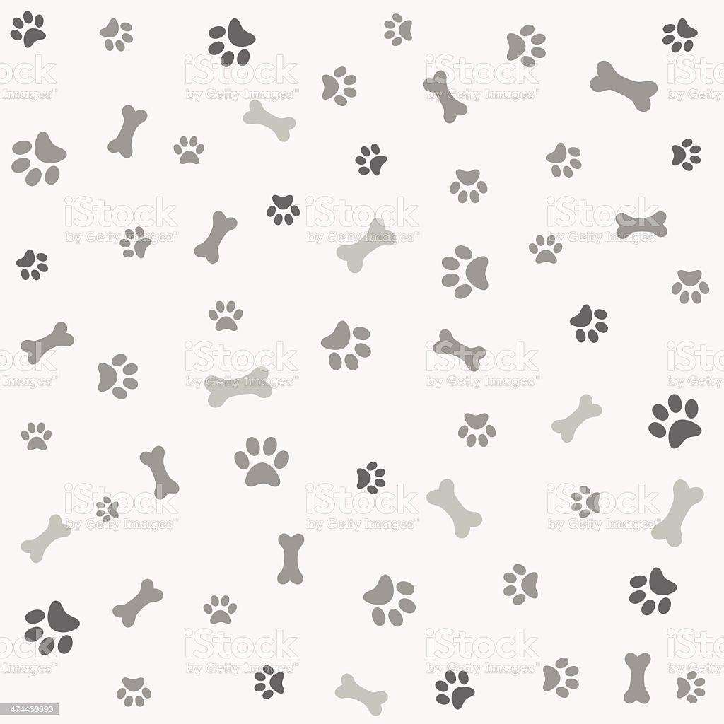 Brown dog bone background - photo#44