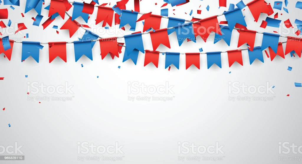 Background with flags. background with flags - stockowe grafiki wektorowe i więcej obrazów baner royalty-free