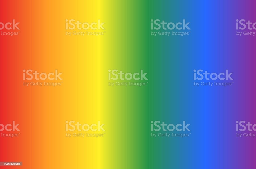 Background with gay flag colors pattern in vertical view. Abstract vector or illustration with rainbow colors. - Royalty-free Abstrato arte vetorial