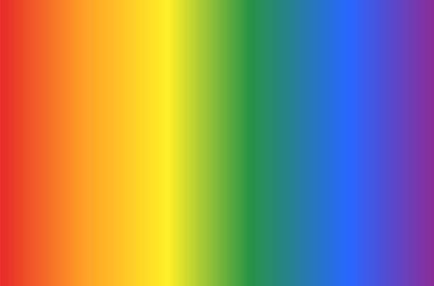 ilustrações, clipart, desenhos animados e ícones de fundo com padrão de cores da bandeira gay no modo de exibição vertical. vetor abstrato ou ilustração com cores do arco-íris. - arco íris