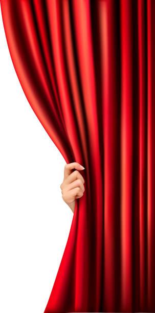Photos: RED VELVET CURTAINS, red velvet curtains, red velvet curtains  australia, | Red velvet curtains, Velvet curtains, Red curtains