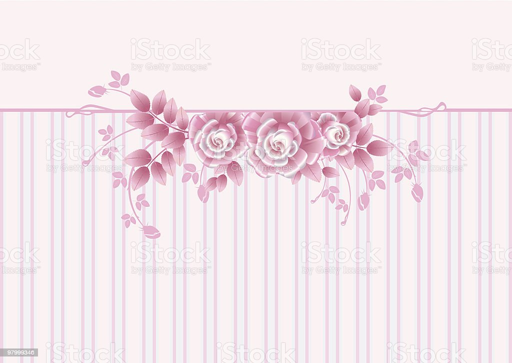 Background with roses royalty-free background with roses stock vector art & more images of abstract