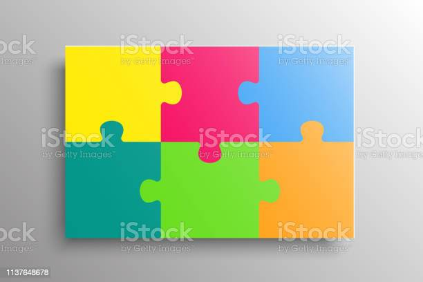 Background with six colorful puzzle jigsaw separate pieces parts vector id1137648678?b=1&k=6&m=1137648678&s=612x612&h=4zeyhtde buvaog9ye4c4y 1rd79pqwvjiggbaw3n i=