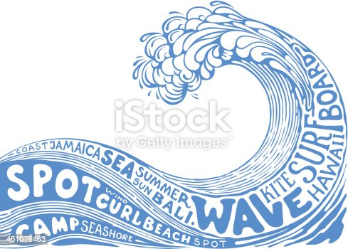 background with wave , eps 10