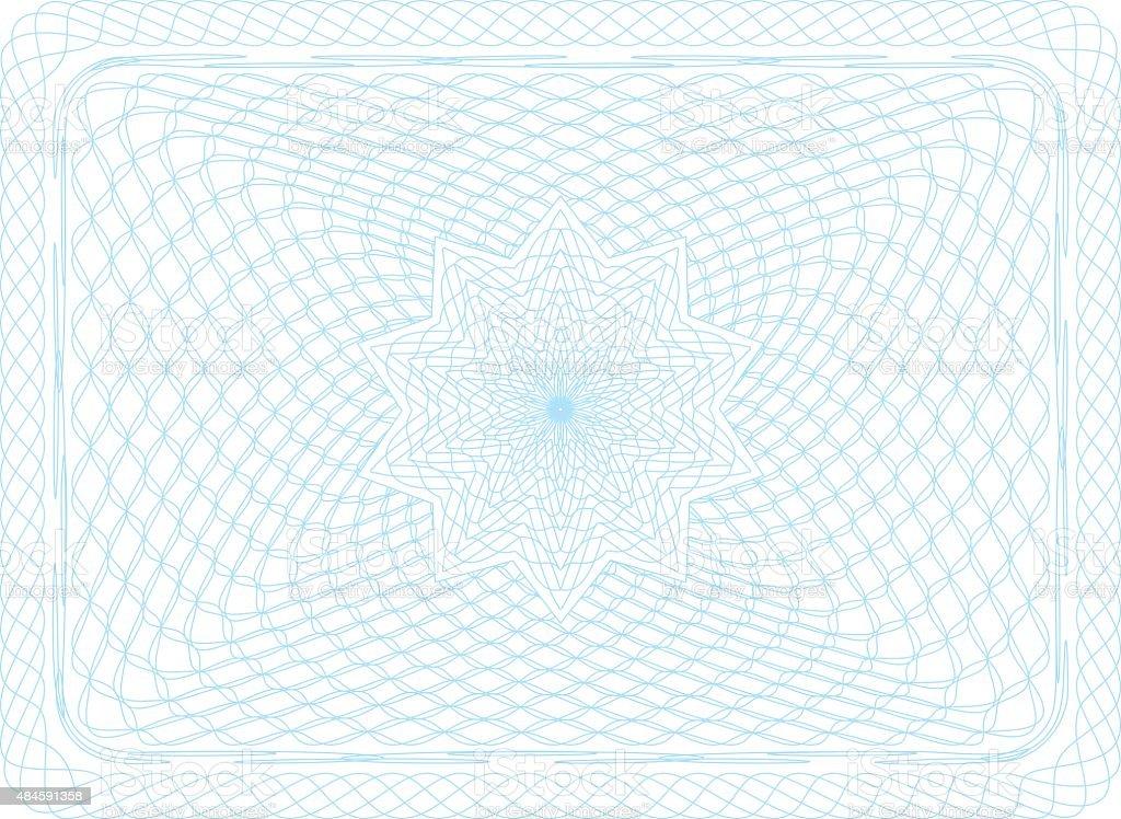 Backgrounds Certificate vector art illustration