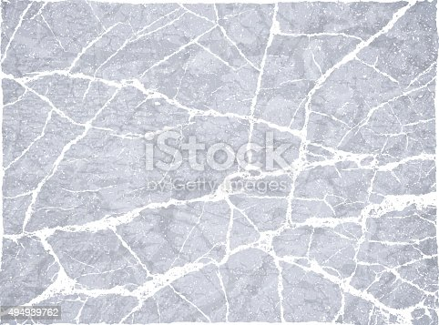 istock Backgrounds concrete stone rock cracked broken grunge 494939762