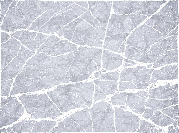 Backgrounds concrete stone rock cracked broken grunge vector art illustration