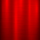 Red metal abstract technology background with polished, brushed texture, chrome, silver, steel, aluminum for design concepts, wallpapers, web, prints, posters, interfaces. Vector illustration.