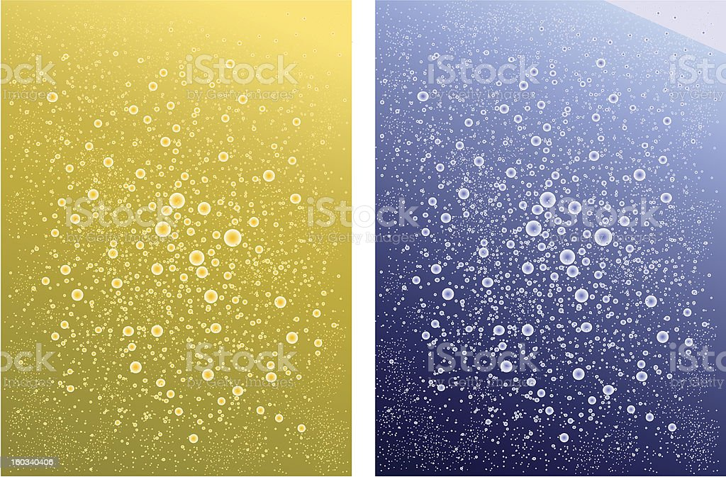 background.sparkling water.champagne royalty-free backgroundsparkling waterchampagne stock vector art & more images of alcohol