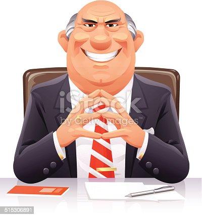 istock Bad Banker 515306891