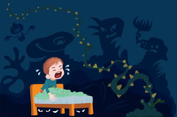 nightmares cause sleep problems in kids