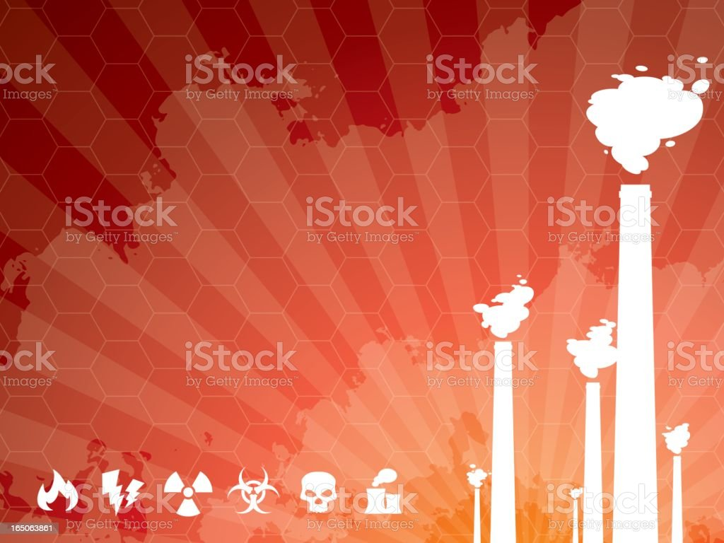 Bad Power royalty-free bad power stock vector art & more images of air pollution