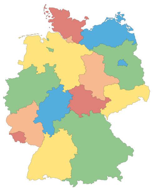 baden_wuerttemberg – Vektorgrafik