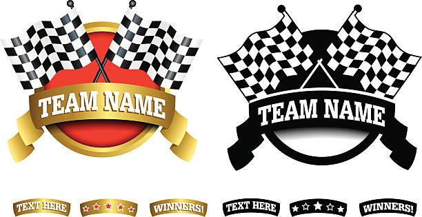 значок и символ или значок на белом в мотогонках - formula 1 stock illustrations