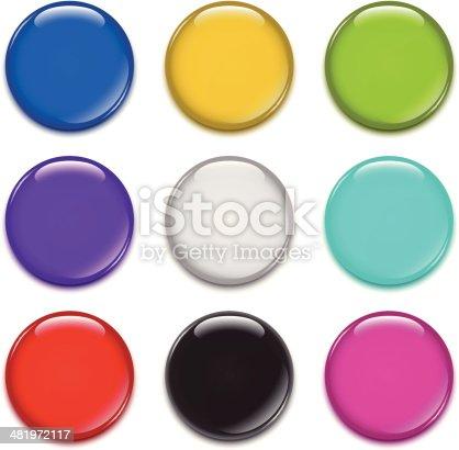 Badge (circle)