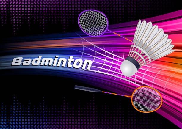 Badminton http://content.foto.mail.ru/bk/100pka/1/i-19.jpg shuttlecock stock illustrations