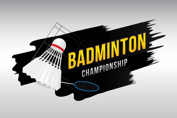 badminton - badminton stock-grafiken, -clipart, -cartoons und -symbole