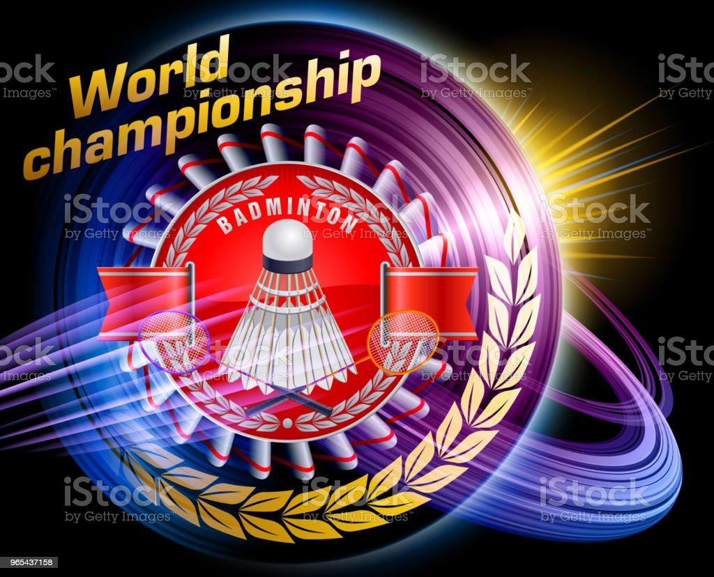 Badminton royalty-free badminton stock vector art & more images of achievement