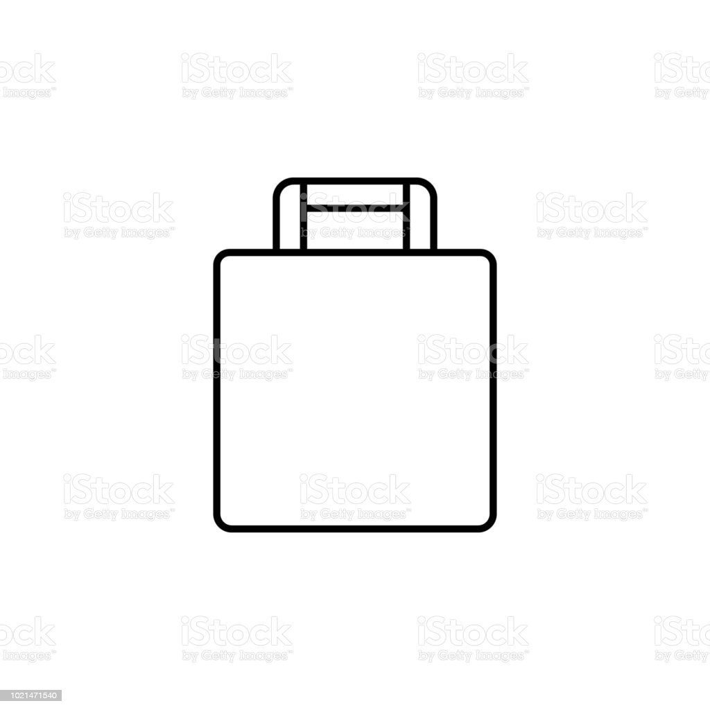 cbb785383342 Baggage Icon Element Of Simple Icon For Websites Web Design Mobile ...