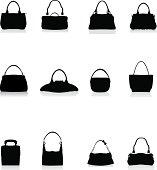 Bags Silhouette
