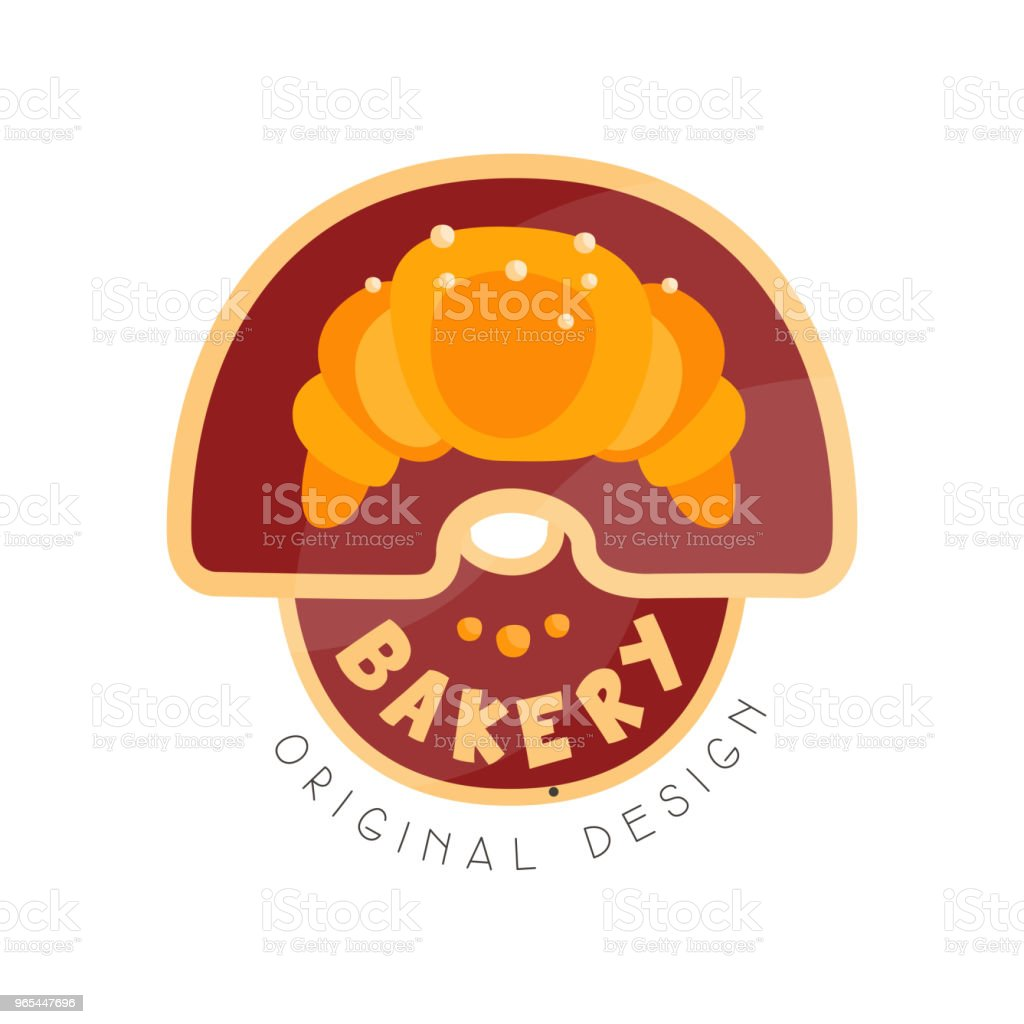 Bakery shop logo design template, badge for bread store, food market, cafe, restaurant vector Illustration on a white background royalty-free bakery shop logo design template badge for bread store food market cafe restaurant vector illustration on a white background stock vector art & more images of archival