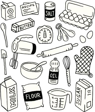 Baking Doodles